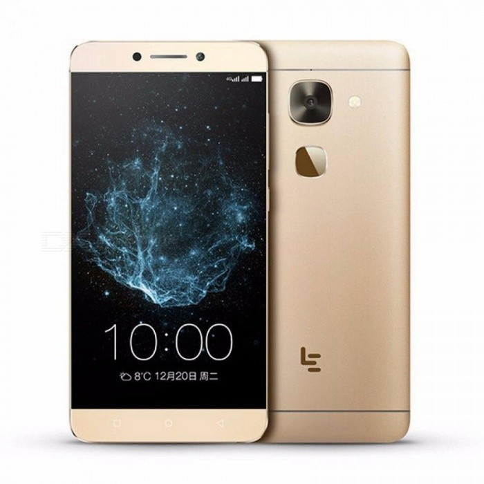 LeTV LeEco Le S3 X522 5.5 Inch Quick Charge 3GB RAM 32GB ROM Snapdragon652 1.8GHz Octa Core 4G Smartphone Gold