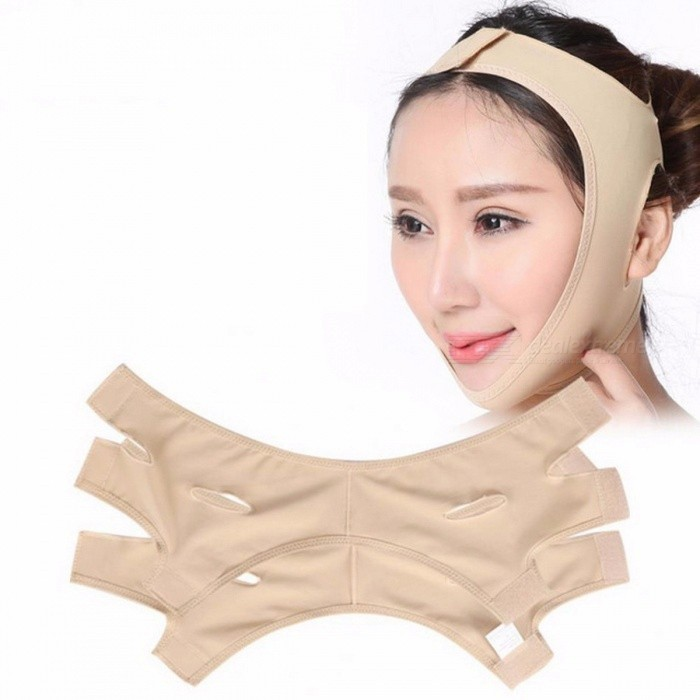 Facial Slimming Mask Face Lift Up Belt Thin Neck Mask Sleeping Face-Lift Reduce Double Chin Bandage Face Shaper XL for sale in Bitcoin, Litecoin, Ethereum, Bitcoin Cash with the best price and Free Shipping on Gipsybee.com