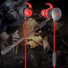New-V7-Computer-Gaming-Headsetsremovable-Earphone-Red-Red