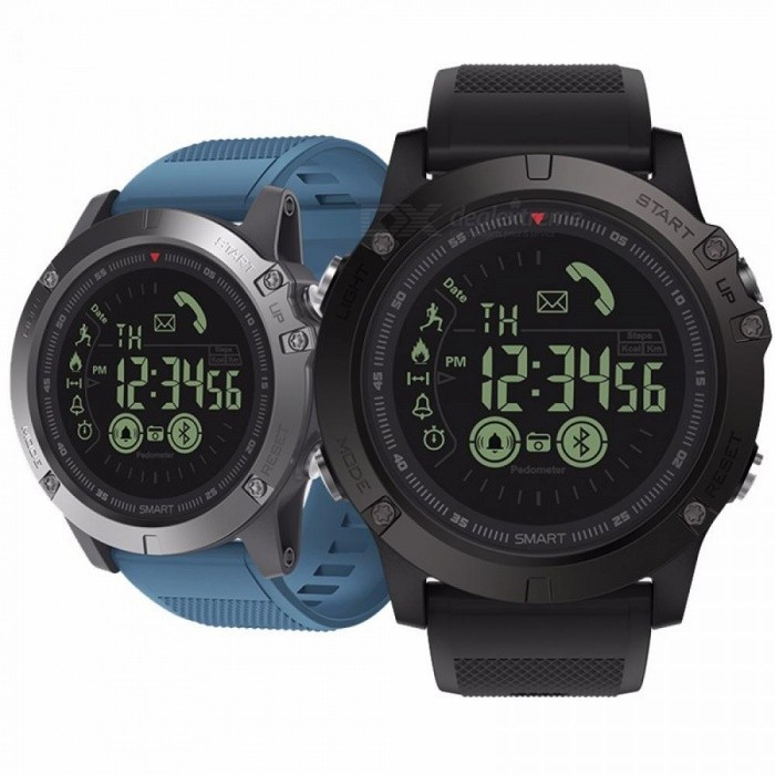 Zeblaze VIBE 3 Flaggschiff Robuste Smartwatch Allwetter-Überwachung Smart Watch Für IOS Und Android