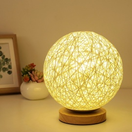 LED-Luna-Night-Light-Moon-Lamp-Desk-USB-Charging-Home-Decor-Creative-Gift-Desktop-Table-Lamp-Light-YellowBlue