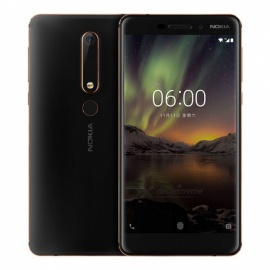 Nokia-6-(2ND)-TA-1054-Android-Smart-Phone-with-4GB-RAM-32GB-ROM-Black