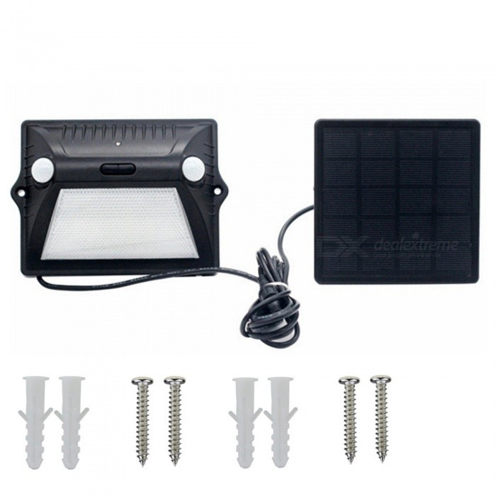 ZHAOYAO IP65 Waterproof Separated Solar Charge 5050SMD 12-LED RGBW LED Lamp for Outdoor Courtyard Lighting
