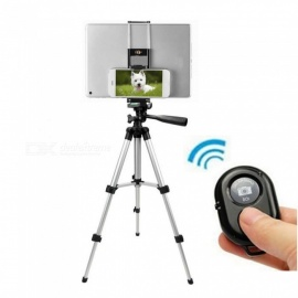 Cwxuan-Retractable-Tripod-Mount-Holder-with-Bluetooth-Control-for-IPHONE-Android-Smartphone-Tablet-IPAD