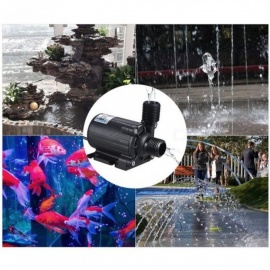 Magnetic-DC-12V-Electric-Brushless-Centrifugal-Water-Pump-3M-Fountain-14mm-and-14mm-Suitable-for-Water-Oil-and-Acid-base-Solutions