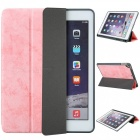 Measy-Flexible-Soft-TPU-6th-Generation-Case-Slim-Fit-Trifold-Stand-Folio-Smart-Cover-for-IPAD-97-Pink