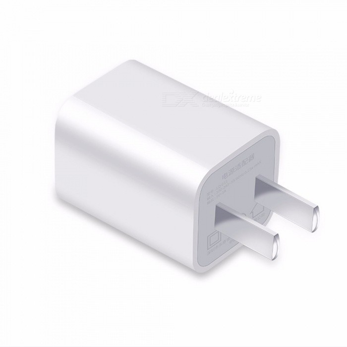 Universal Mobile Phone Fast Charge Flash Charger US Plug For IPhone 6s/7plus/8,Oppo Vivo, Android Phones White