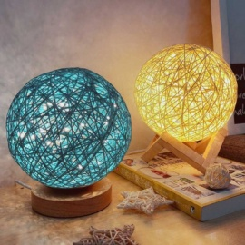 LED-Luna-Night-Light-Moon-Lamp-Desk-USB-Charging-3-Color-Home-Decor-Creative-Gift-Sepak-Takraw-Table-Lamp-Light-Yellow