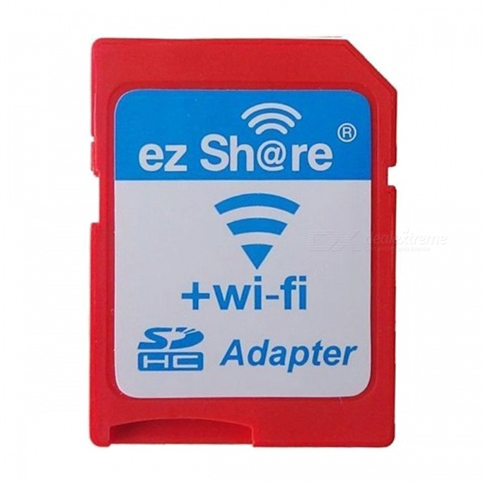 Buy EZ Share MicroSD to SD WiFi Adapter with Litecoins with Free Shipping on Gipsybee.com