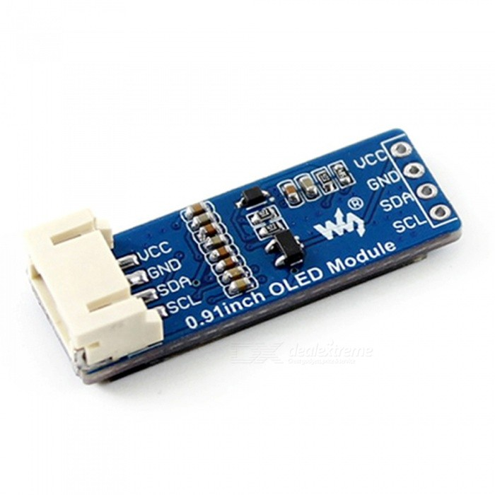 Waveshare 128x32 General 0 91 Inches OLED Display Module