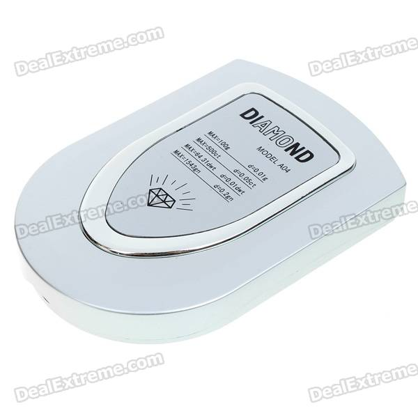 Portable Pocket Digital Scale - 100g/0.01g