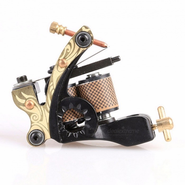 High Quality Tattoo Machine Shader Coil Tattoo Machine Gun Body Tattooing Tool
