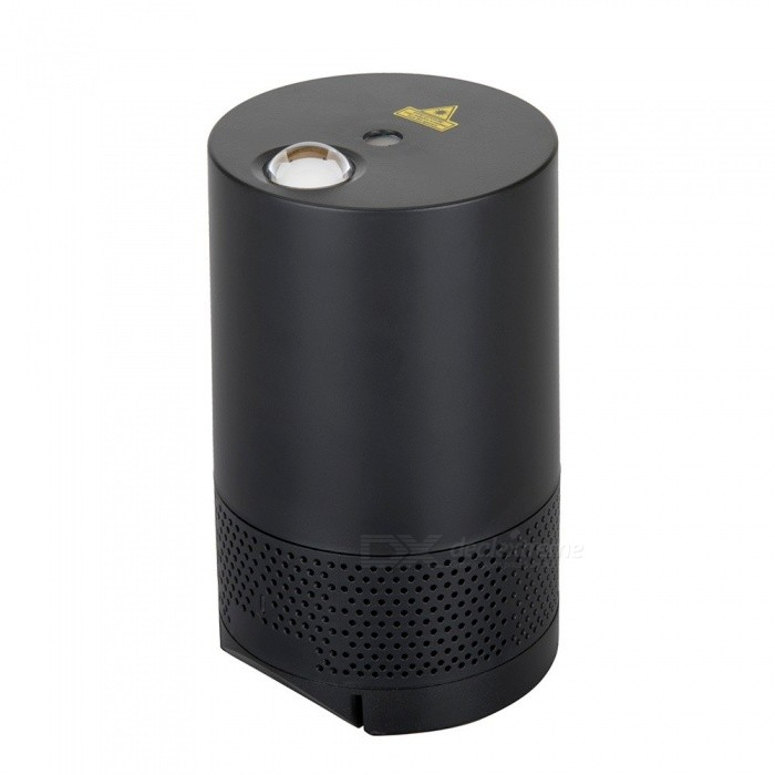 Buy Blinblin Major1 Portable Wireless Bluetooth Speaker With RGB Pulse Laser Light Blue Atmosphere LED Light Projector Lamp Changeable/6-10W with Litecoins with Free Shipping on Gipsybee.com