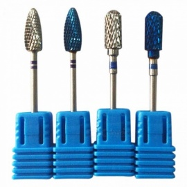 Hot-4Pcs-Electric-Nail-File-Bit-Drill-Combination-Model-F0615P-F0615P-(B)-C0613P-C0613P-(B)