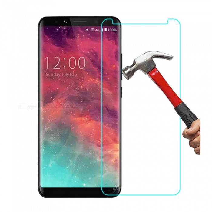 Naxtop 2.5D Tempered Glass Screen Protector for DOOGEE X60L