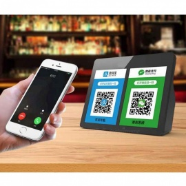 SENCART-Mini-Wireless-Bluetooth-Voice-Prompt-for-WeChat-Alipay-Mobile-and-In-Store-Mobile-Add-Alipay