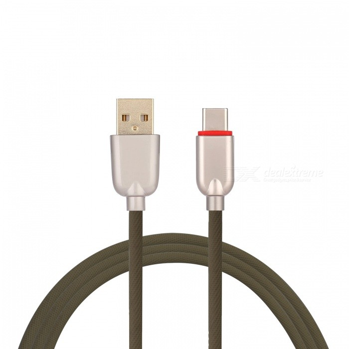 3.4A Quick Charge USB 3.1 Type-C Charging / Data Transfer Cable for HuaWei P20 / P20 Pro / P20 Lite / Mate RS / Mate 10 Pro
