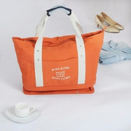 Large-Capacity-Luggage-Packing-ToteShoulder-Travel-Shopping-Big-Bag-Folding-Clothes-Storage-Pouch-Shoes-Organizer-Sky-Blue