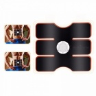 Multi-Function-Muscle-Stimulator-Fitness-Slimming-Body-Arm-Waist-Abdominal-Training-Device-Electric-Weight-Loss-Belt-Black