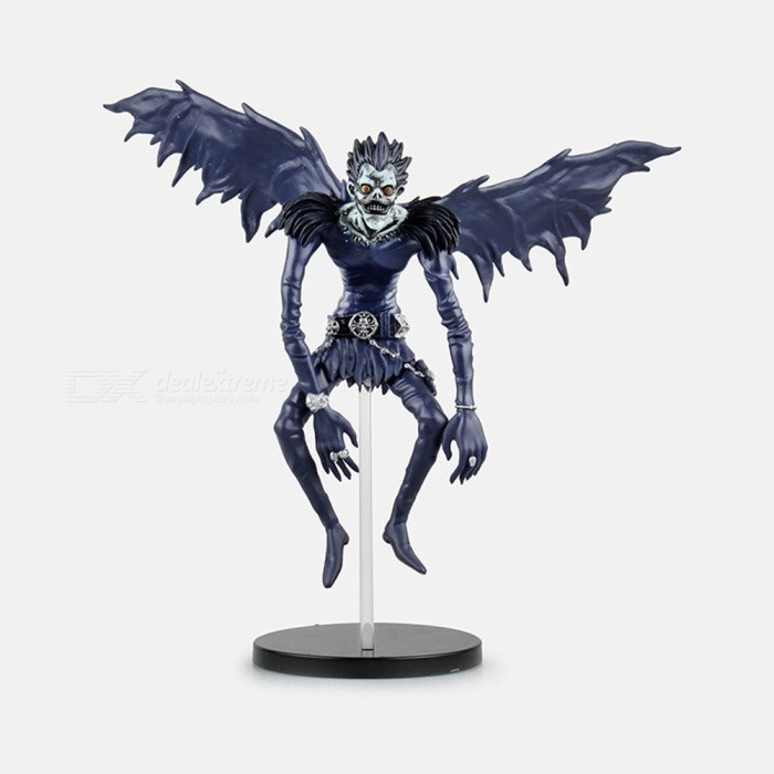 Buy DEATH NOTE Grim Reaper Ryuuku Cartoon Model with Litecoins with Free Shipping on Gipsybee.com