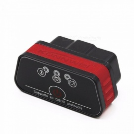 KONNWEI KW901 ELM327 Bluetooth Scanner Car Diagnostic Tool Code Reader Scan OBD2 Automotive Car Obd2 Tool