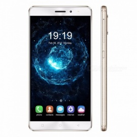 AIEK M2/Y19 Android 7.0 MTK6737 Smart Mobile Phone Gold