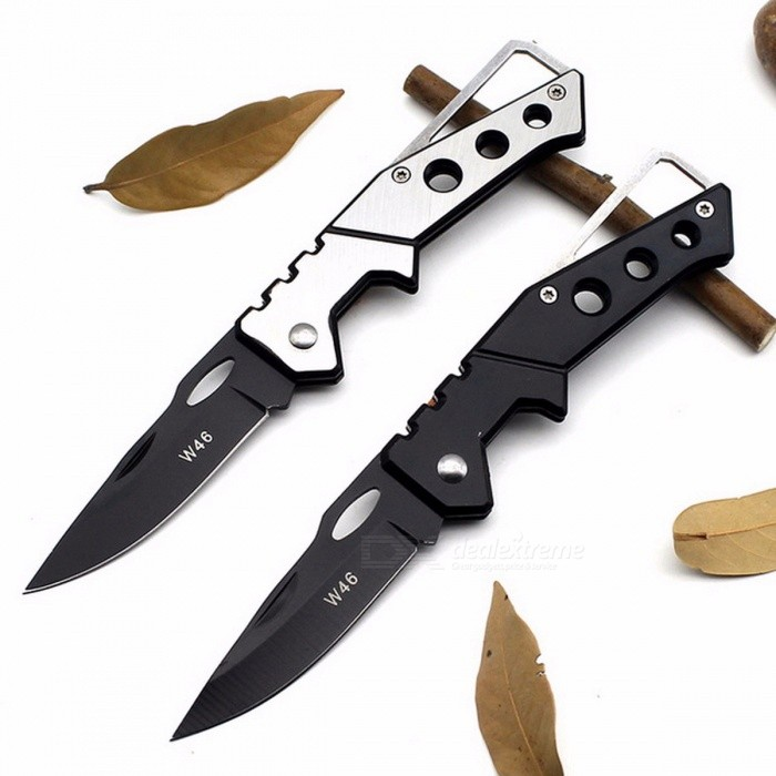 Portable Folding Knife Tactical Rescue Survival Hunting Stainless Handle Outdoor Camping Hand Tools