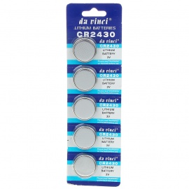 CR2430 3V Lithium Cell Button Battery (10PCS)