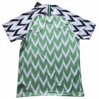 Men's Short Sleeve T-Shirt Nigeria Team The Same Paragraph Jersey Mint/M