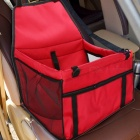 PET-Carrier-Dog-Car-Seat-Safe-Cushion-Carry-Dog-cat-Puppy-Bag-Travel-Accessories-Waterproof-Bag-Basket-Pet-Products-Red