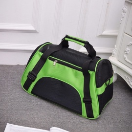 PipiFren-Dog-Bags-For-Small-Dogs-Pets-Carry-Bags-Backpack-Cats-Carriers-Travel-Case-Transporting-Dog-Backpack-Green