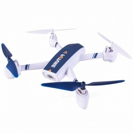 JXD 528 GPS Wifi RC Quadcopter Remote Control Toys For Kids Rc GPS RC Drone Control By Phone White