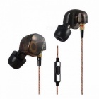 KZ-ATE-In-Ear-Earphone-High-Quality-HIFI-Metal-Sport-In-ear-Headphone-Earbud-Auricular-With-Microphone-Good-Bass-Black