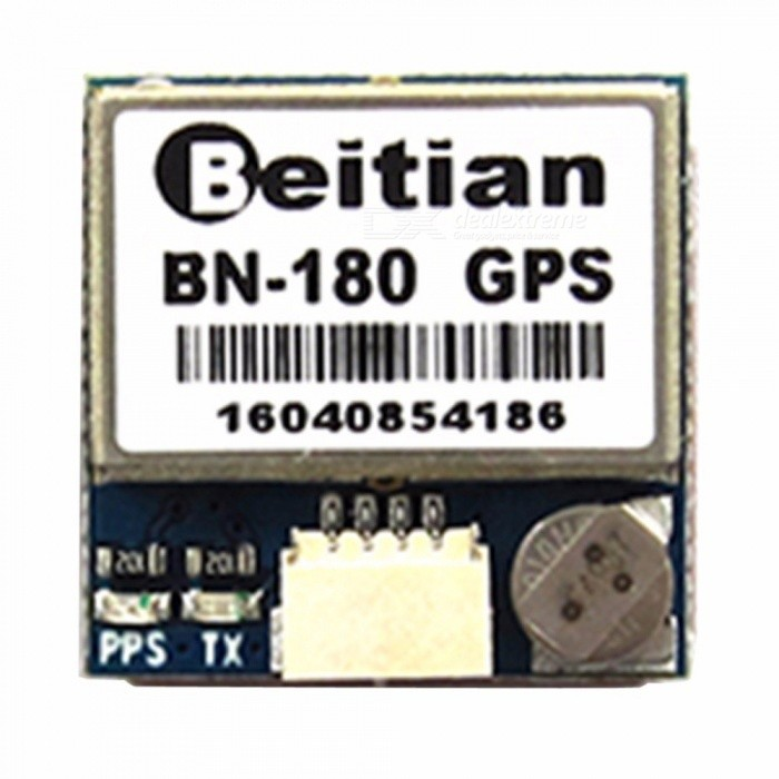 Buy Small Size GPS Module,GPS GLONASS Dual, CC3D NAZE32 Solution,GNSS Module,GPS Module,UART TTL Level,BN-180 Blue with Litecoins with Free Shipping on Gipsybee.com