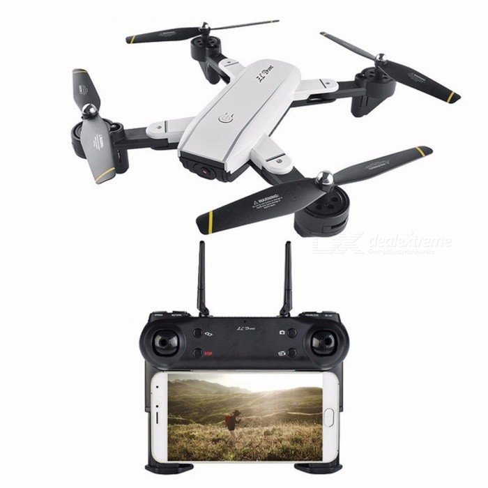 SG700 RC Drone With Wide Angle Lens Camera 720P WiFi FPV Quadcopter -White White