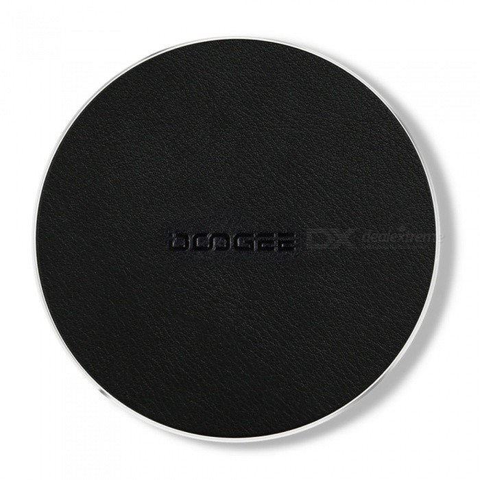 Buy DOOGEE C2 Standard Wireless Charger for Doogee S60 - Black with Litecoins with Free Shipping on Gipsybee.com