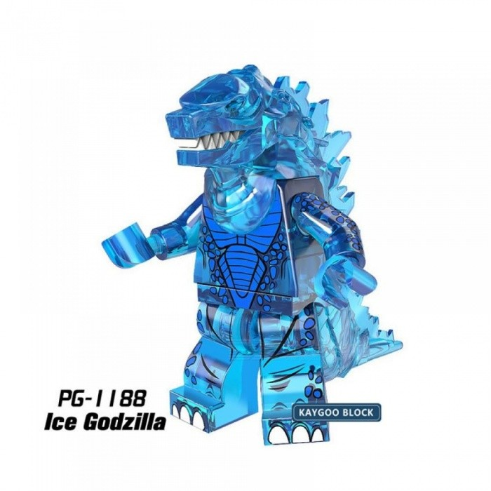 Buy Star Series Space Wars Super Heroes Marvel DC Godzilla Tauren Minotaur Figure Alien Heimdall Building Blocks Model Kit Brick Toy Sky Blue with Litecoins with Free Shipping on Gipsybee.com