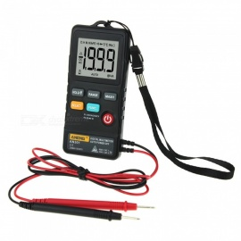 ZHAOYAO-AN301-Slim-Card-Type-Digital-Multimeter-1999-Counts-AC-DC-Voltmeter-Ohm-Voltage-Frequency-Meter-with-LED-Light