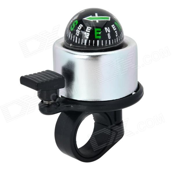 Bike Mount Compass (Silver)