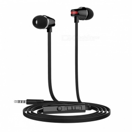 Langsdom JV23 3.5mm Wired In-Ear Earphone with Microphone, Super Bass Earphone Headset For IPHONE 6 6S