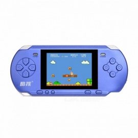 RS-15 Handheld Game Console 3.2 Inch Children Game Machine Built 318 Games Classic Game PSP Support AV Double Player Green