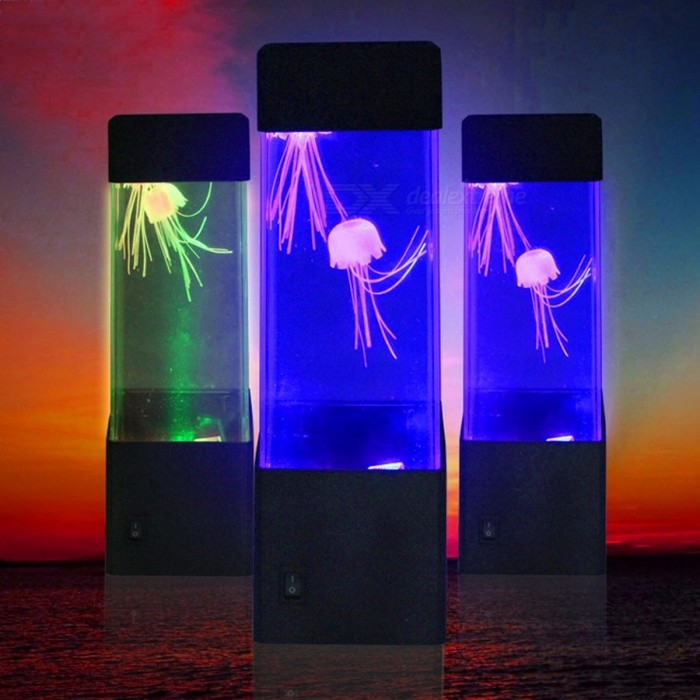 Led-Jellyfish-Aquarium-Tank-Night-Lights-Colorful-Jellyfish-Lamp-Table-Desk-Relaxing-Bedside-Atmosphere-Night-Light-ChangeableClear0-5W