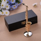 Mini-Saxophone-with-Metal-Stand-Miniature-Musical-Instruments-Collection-Decorative-Ornaments-Alto-Saxophone-High-Quality-Gifts-Mini-Saxophone