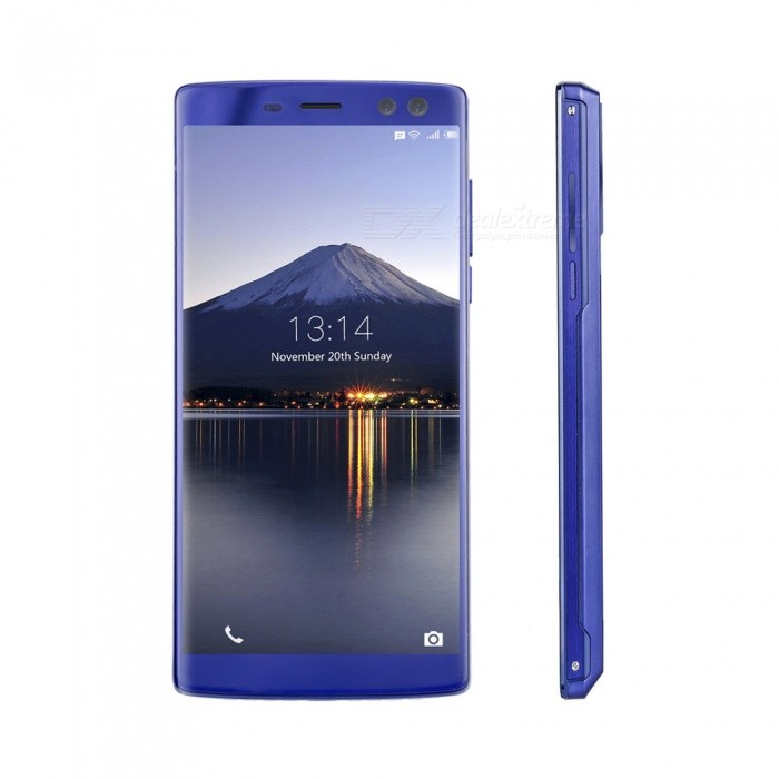 DOOGEE BL12000 6.0quot Full Screen IPS FHD+ Android 7.0 4G Phone w/ 4GB RAM, 32GB ROM -  (EU Plug)