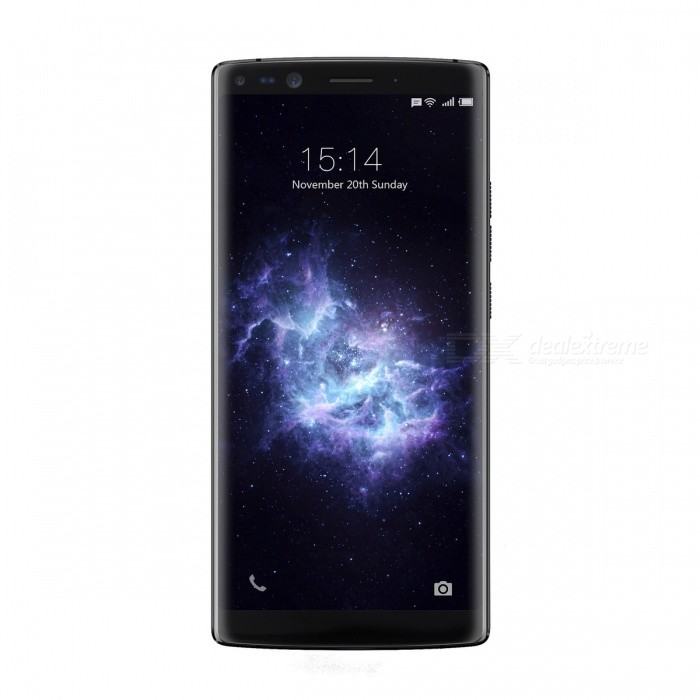 Doogee MIX2 Android 7.1 4G Phone w/ 6GB RAM, 128GB ROM - Black
