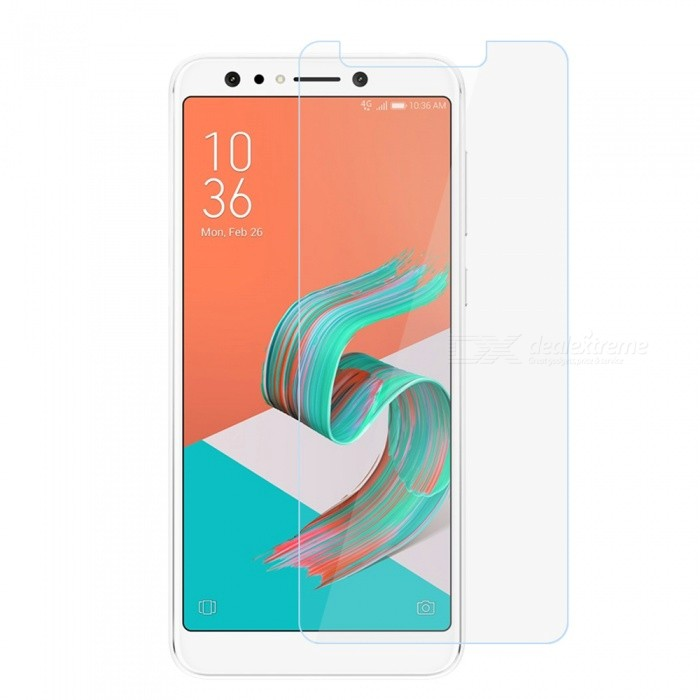 Dx coupon: 0.2mm 9H Tempered Glass Screen Protector Film for ASUS ZenFone 5Q ZC600KL