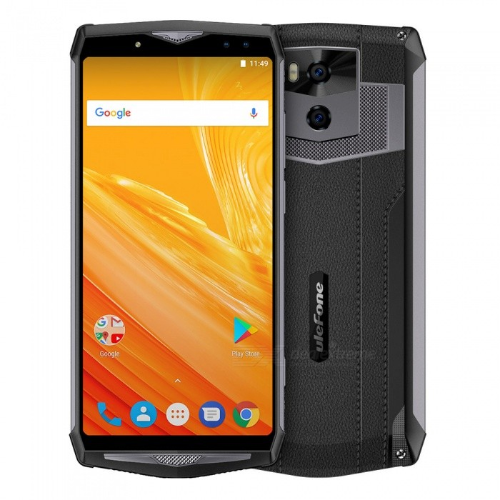 Ulefone Power 5 Android 8.1 MTK6763 13000mAh Battery 6.0