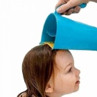 New-Suit-Head-Shape-Baby-Bath-Cups-Baby-Shampoo-Cup-Children-Bathe-Bathing-Bailer-Baby-Shower-Spoons-Child-Washing-Hair-Cup-Kids-White