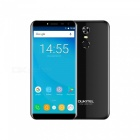 "OUKITEL C8 5.5"" HD 18:9 Quad-core 3G Phone with 2GB RAM 16GB ROM - Black"