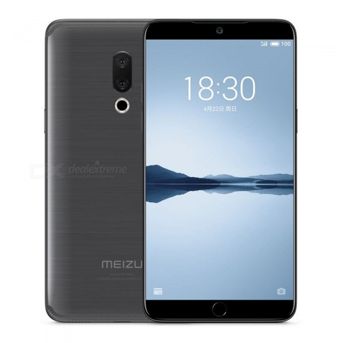 Meizu 15 Plus 5.95quot High Version 4G LTE Phone 6GB RAM, 128GB ROM Exynos 8895 Octa Core